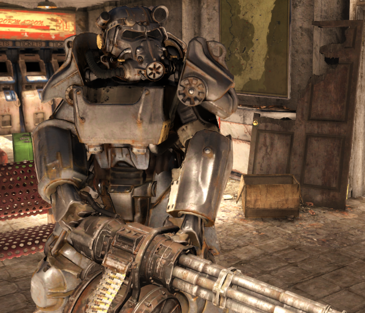 Fallout76 火炎 放射 器