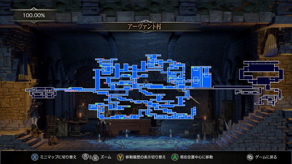 100%MAP図