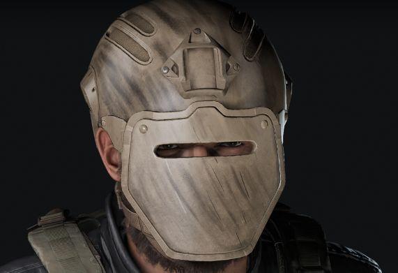 ゴーストリコンブレイクポイント マスク