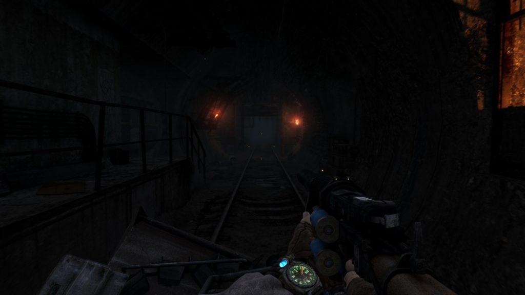 metrolastlight ショットガン