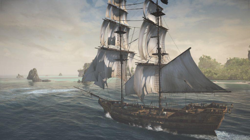 アサシンクリード4 船