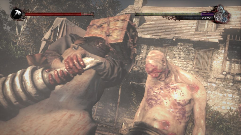 サイコブレイク The Executioner DLC