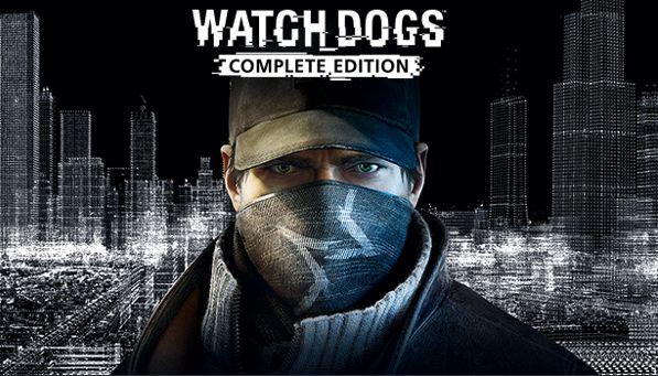 watchdogs タイトル画像 エイデン
