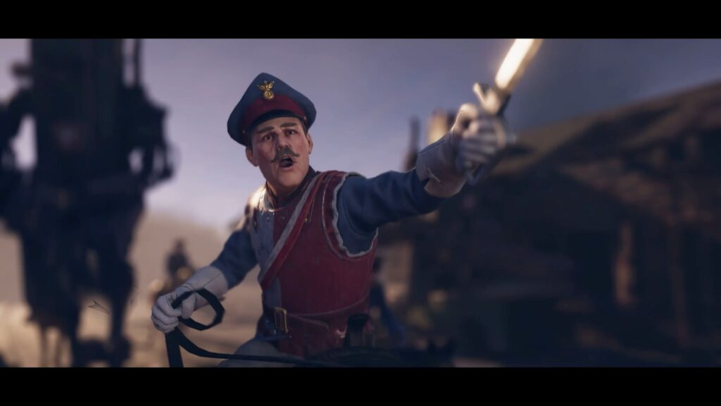 ironharvest 騎兵