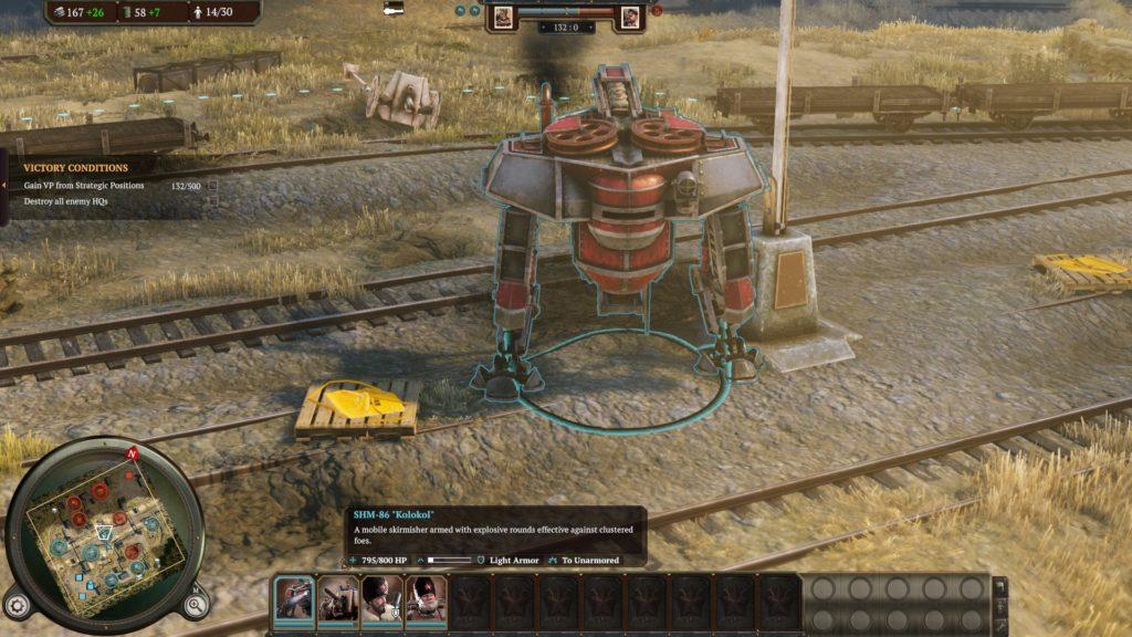 ironharvest メック