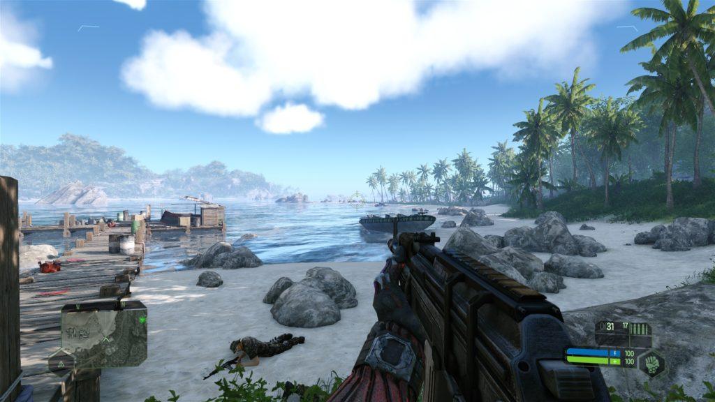 Crysis Remastered 画像