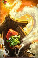 キングダムラッシュの復讐 kingdom Rush Vegeance ゴブリンロケットライダー