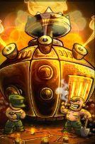 キングダムラッシュの復讐 kingdom Rush Vegeance 決壊溶鉱炉