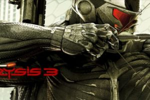 crysis3 タイトル画像