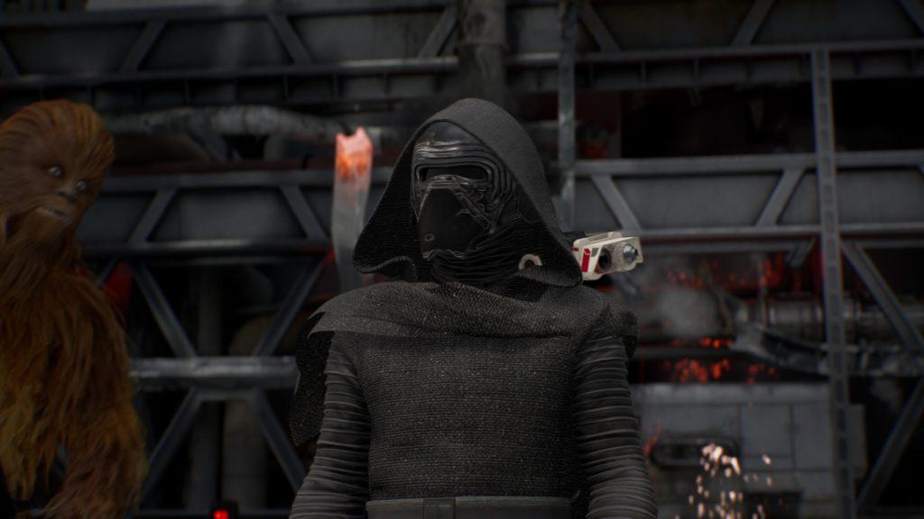 Starwars Jedi Fallenorder MOD カイロレン