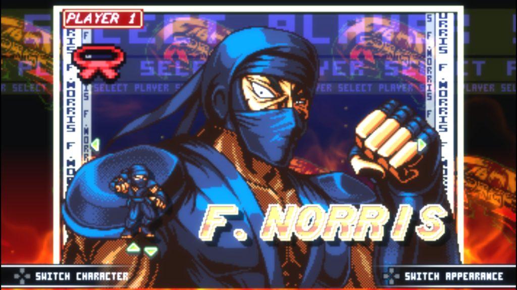 Fight'N Rage F.ノリス