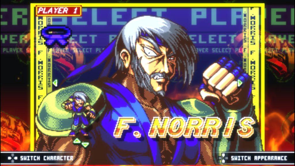 Fight'N Rage F.ノリス画像